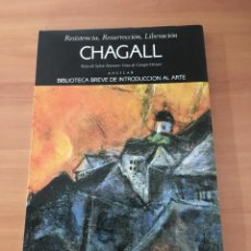 Libros de segunda mano: CHAGALL. Lote 211456455
