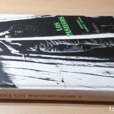 Libros de segunda mano: ADRIANO GARCÍA-LOMAS. LOS PASIEGOS. ESTUDIO CRÍTICO, ETNOGRÁFICO Y PINTORESCO (AÑOS 1011-1960) W403. Lote 211459720