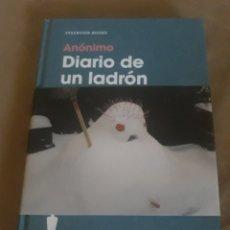 Libros de segunda mano: DIARIO DE UN LADRON DE OXIGENO . ANONIMO . RESERVOIR BOOKS. Lote 211473882