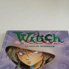 Livros em segunda mão: G-12 LIBRO WITCH LA LUZ DE MERIDIAN. Lote 211475179