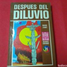 Libros de segunda mano: DESPUÉS DEL DILUVIO MARIO ZANOT ED ARIEL ESOTÉRICA. Lote 211498689
