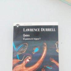 Libros de segunda mano: EL QUINTETO DE AVIGNON V. Lote 211522010