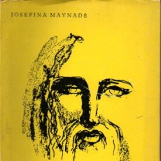 Libros de segunda mano: JOSEFINA MAYNADÉ : LA VIDA SERENA DE PITÁGORAS (ORIÓN MÉXICO, 1969). Lote 211569387