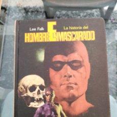 Libros de segunda mano: HISTORIA DEL HOMBRE ENMASCARADO. Lote 211573045