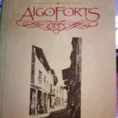 Libros de segunda mano: AIGOFORTS.GABRIEL MAURA. Lote 211616937