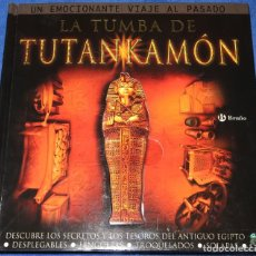 Libros de segunda mano: LA TUMBA DE TUTANKAMON - LIBRO POP-UP - BRUÑO (2007). Lote 211676743