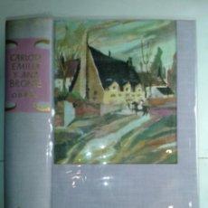 Libros de segunda mano: OBRAS DE 1961 CARLOTA EMILIA Y ANA BRONTË 1ª EDICIÓN VERGARA. Lote 211694731