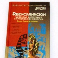Libri di seconda mano: LIBRO REENCARNACIÓN. CREENCIAS ANCESTRALES. DAVID CHRISTIE-MURRAY. Lote 211967835