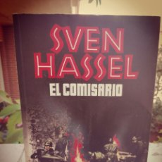 Libros de segunda mano: EL.COMISARIO DESVEN HASSEL,,FIRMADO. Lote 212062691
