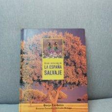 Libros de segunda mano: BORJA CARDELUS + SUSANA CASADO + ALFREDO ORTEGA - UN AÑO EN LA VIDA DE LA ESPAÑA SALVAJE. Lote 212115631