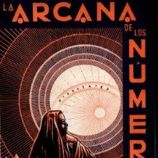 Libros de segunda mano: IGLESIAS JANEIRO . LA ARCANA DE LOS NÚMEROS (SUPERACIÓN KIER, 1959). Lote 212116431