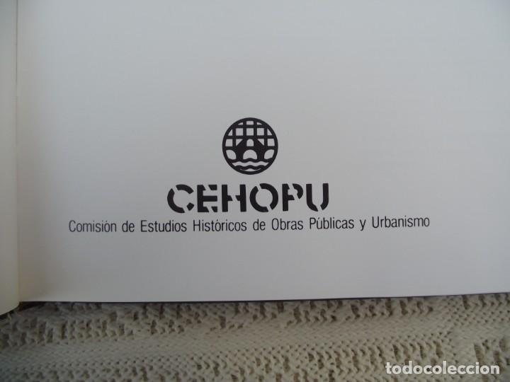 Libros de segunda mano: LA OBRA PUBLICA PATRIMONIO CULTURAL - CATALOGO EXPOSICIÓN MUSEO ARQUEOLÓGICO NACIONAL,1986 - Foto 9 - 212121108