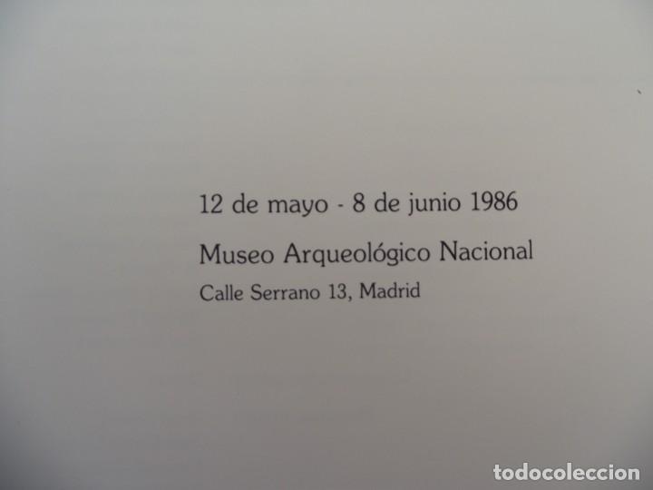 Libros de segunda mano: LA OBRA PUBLICA PATRIMONIO CULTURAL - CATALOGO EXPOSICIÓN MUSEO ARQUEOLÓGICO NACIONAL,1986 - Foto 10 - 212121108