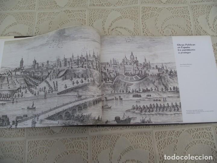 Libros de segunda mano: LA OBRA PUBLICA PATRIMONIO CULTURAL - CATALOGO EXPOSICIÓN MUSEO ARQUEOLÓGICO NACIONAL,1986 - Foto 13 - 212121108