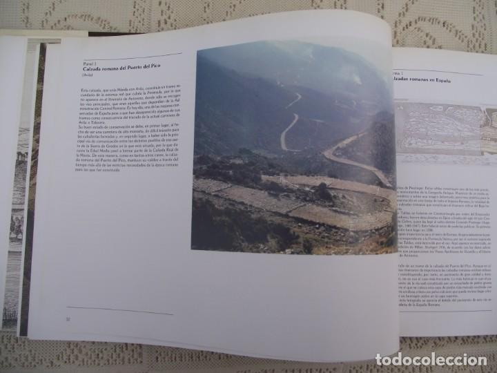 Libros de segunda mano: LA OBRA PUBLICA PATRIMONIO CULTURAL - CATALOGO EXPOSICIÓN MUSEO ARQUEOLÓGICO NACIONAL,1986 - Foto 15 - 212121108