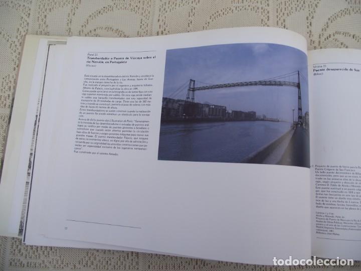 Libros de segunda mano: LA OBRA PUBLICA PATRIMONIO CULTURAL - CATALOGO EXPOSICIÓN MUSEO ARQUEOLÓGICO NACIONAL,1986 - Foto 19 - 212121108