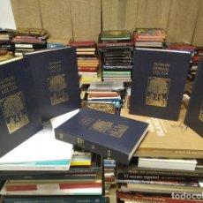 Libros de segunda mano: GLOSSARI GENERAL LUL·LIÀ . 5 TOMS. MIQUEL COLOM . ED. MOLL. 1982 - 1985 . MALLORCA. RAMON LLULL. Lote 212133485