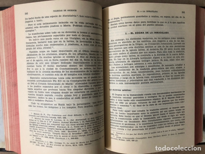 Libros de segunda mano: IGLESIAS DE ORIENTE (PUNTOS ESPECÍFICOS de SU TEOLOGÍA. ÁNGEL SANTOS HERNÁNDEZ. SAL TERRAE 1959 - Foto 8 - 212187347
