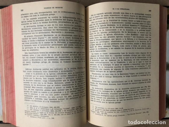Libros de segunda mano: IGLESIAS DE ORIENTE (PUNTOS ESPECÍFICOS de SU TEOLOGÍA. ÁNGEL SANTOS HERNÁNDEZ. SAL TERRAE 1959 - Foto 9 - 212187347