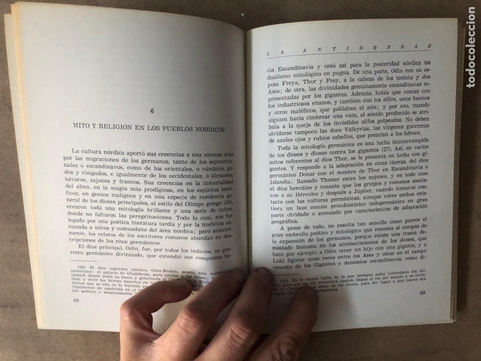 Libros de segunda mano: HISTORIA DE LAS PEREGRINACIONES (SUS ORÍGENES, RUTAS Y RELIGIONES). LUIS BONILLA. 1965. - Foto 6 - 212211843