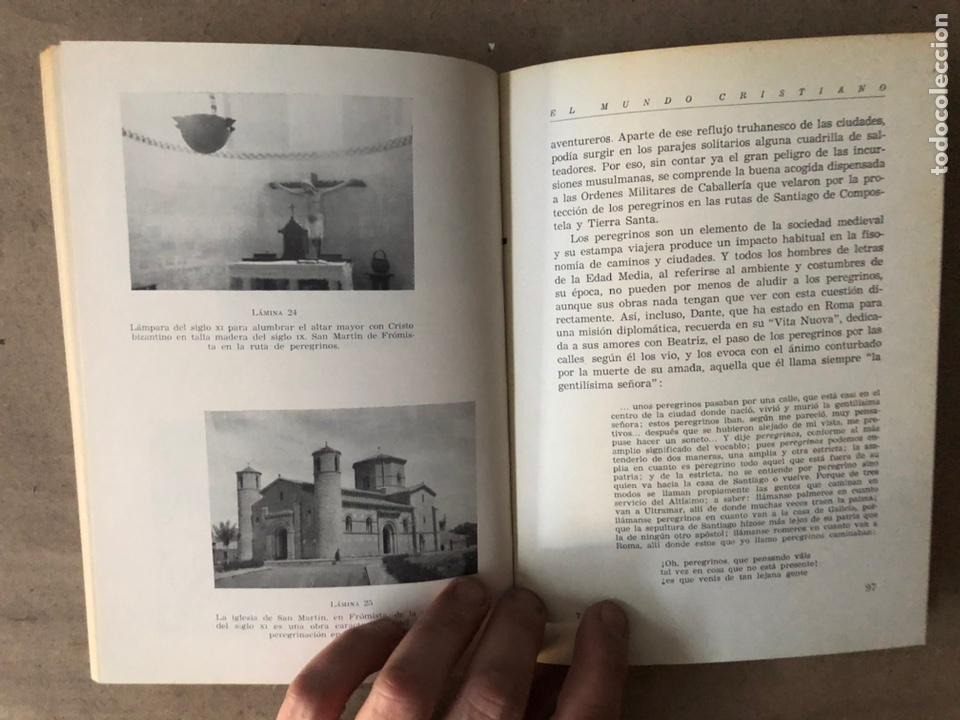 Libros de segunda mano: HISTORIA DE LAS PEREGRINACIONES (SUS ORÍGENES, RUTAS Y RELIGIONES). LUIS BONILLA. 1965. - Foto 7 - 212211843