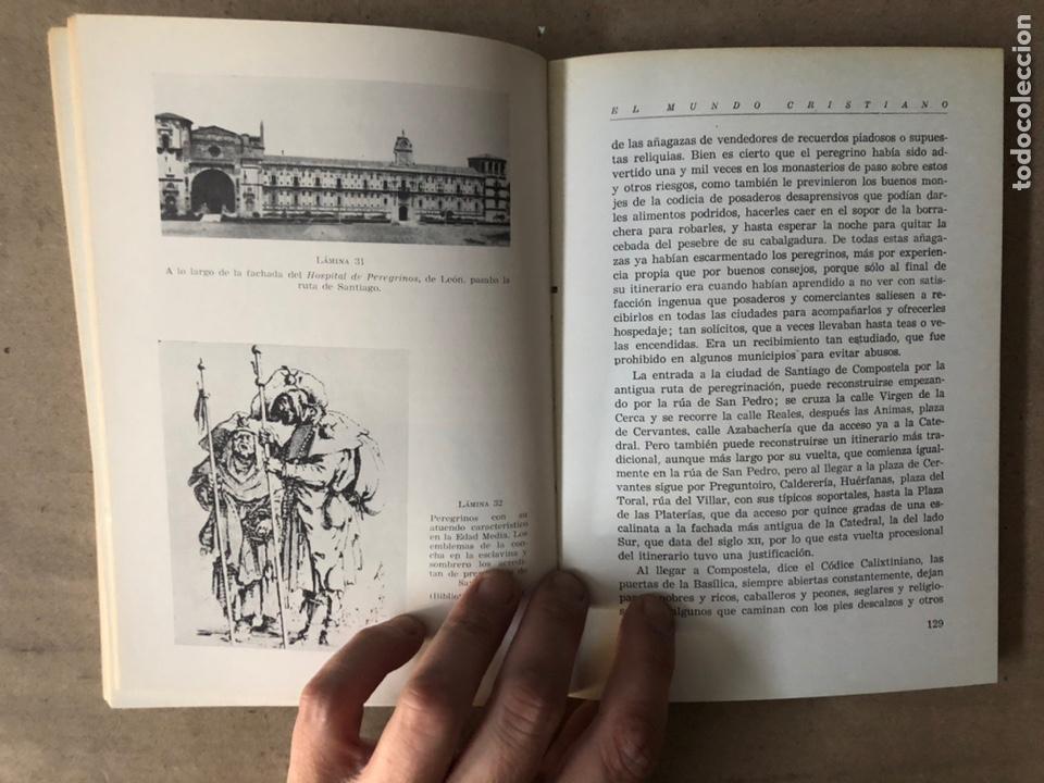 Libros de segunda mano: HISTORIA DE LAS PEREGRINACIONES (SUS ORÍGENES, RUTAS Y RELIGIONES). LUIS BONILLA. 1965. - Foto 8 - 212211843