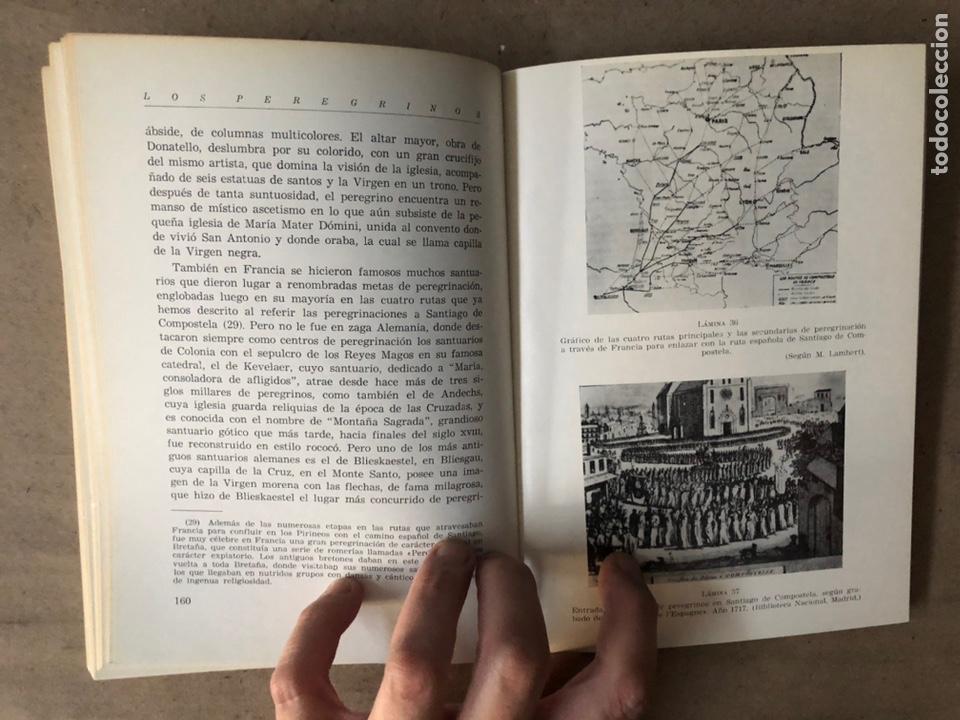 Libros de segunda mano: HISTORIA DE LAS PEREGRINACIONES (SUS ORÍGENES, RUTAS Y RELIGIONES). LUIS BONILLA. 1965. - Foto 9 - 212211843