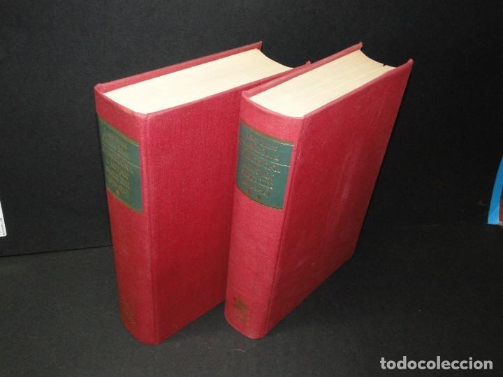 Libros de segunda mano: Barcelona a mitjan segle XIX.- (2 VOL. OBRA COMPLETA) .Josep Benet i Casimir Martí - Foto 2 - 212229190