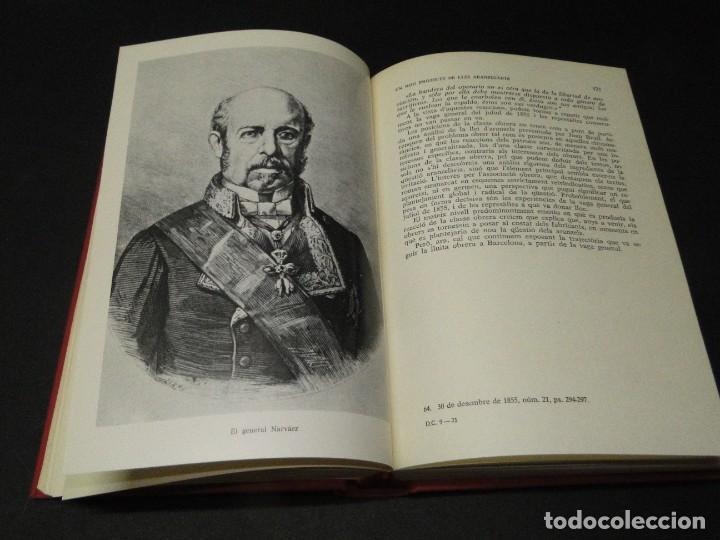 Libros de segunda mano: Barcelona a mitjan segle XIX.- (2 VOL. OBRA COMPLETA) .Josep Benet i Casimir Martí - Foto 13 - 212229190
