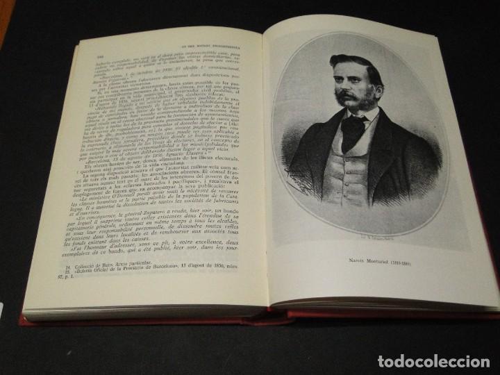 Libros de segunda mano: Barcelona a mitjan segle XIX.- (2 VOL. OBRA COMPLETA) .Josep Benet i Casimir Martí - Foto 15 - 212229190