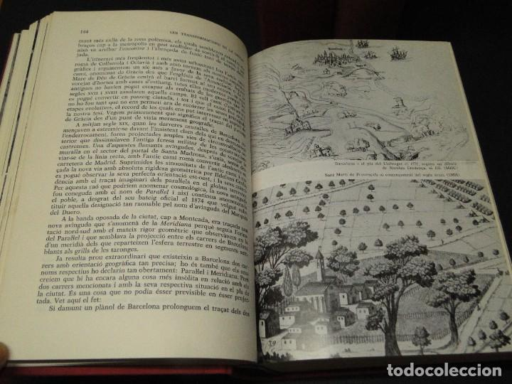 Libros de segunda mano: BARCELONA I LA SEVA HISTORIA . ( 3 Vol. OBRA COMPLETA).DURAN SANPERE, AGUSTI - Foto 6 - 212229473