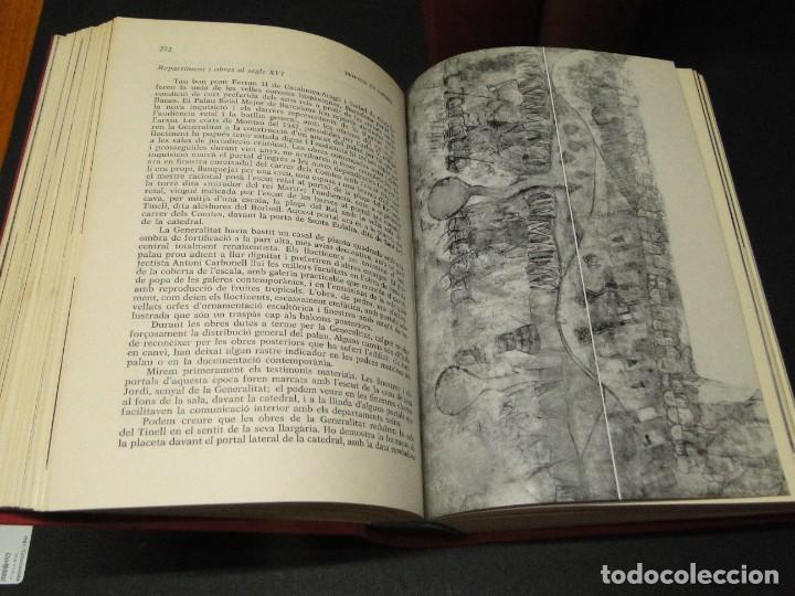 Libros de segunda mano: BARCELONA I LA SEVA HISTORIA . ( 3 Vol. OBRA COMPLETA).DURAN SANPERE, AGUSTI - Foto 7 - 212229473