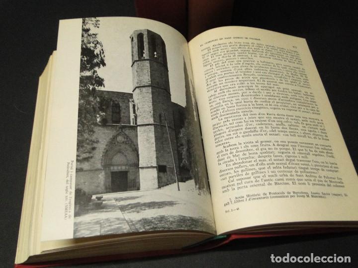 Libros de segunda mano: BARCELONA I LA SEVA HISTORIA . ( 3 Vol. OBRA COMPLETA).DURAN SANPERE, AGUSTI - Foto 11 - 212229473