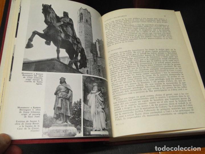 Libros de segunda mano: BARCELONA I LA SEVA HISTORIA . ( 3 Vol. OBRA COMPLETA).DURAN SANPERE, AGUSTI - Foto 15 - 212229473
