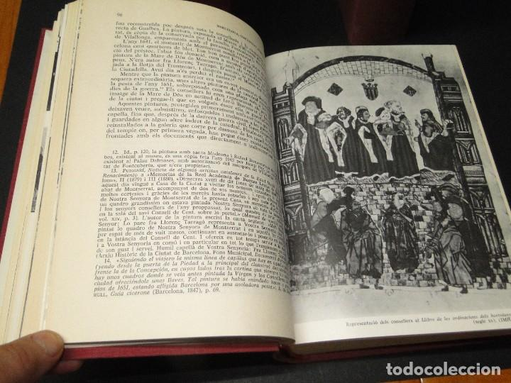 Libros de segunda mano: BARCELONA I LA SEVA HISTORIA . ( 3 Vol. OBRA COMPLETA).DURAN SANPERE, AGUSTI - Foto 16 - 212229473