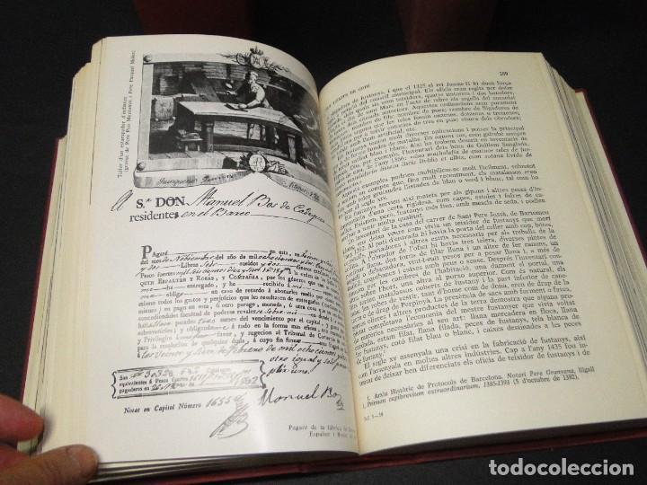 Libros de segunda mano: BARCELONA I LA SEVA HISTORIA . ( 3 Vol. OBRA COMPLETA).DURAN SANPERE, AGUSTI - Foto 17 - 212229473