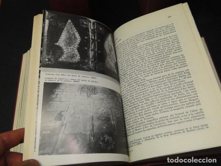 Libros de segunda mano: BARCELONA I LA SEVA HISTORIA . ( 3 Vol. OBRA COMPLETA).DURAN SANPERE, AGUSTI - Foto 18 - 212229473
