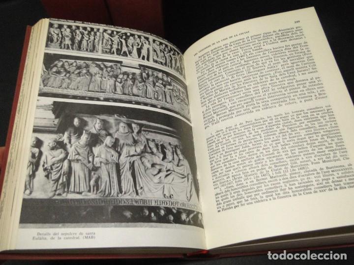 Libros de segunda mano: BARCELONA I LA SEVA HISTORIA . ( 3 Vol. OBRA COMPLETA).DURAN SANPERE, AGUSTI - Foto 26 - 212229473