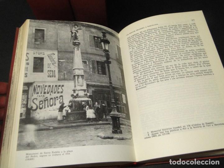 Libros de segunda mano: BARCELONA I LA SEVA HISTORIA . ( 3 Vol. OBRA COMPLETA).DURAN SANPERE, AGUSTI - Foto 27 - 212229473