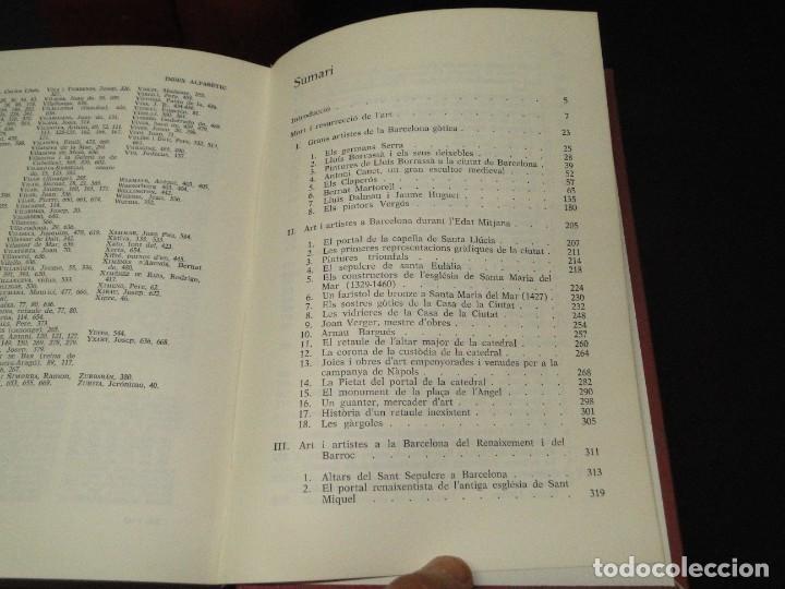 Libros de segunda mano: BARCELONA I LA SEVA HISTORIA . ( 3 Vol. OBRA COMPLETA).DURAN SANPERE, AGUSTI - Foto 31 - 212229473