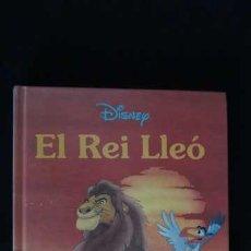 Libros de segunda mano: EL REI LLEÓ, THE WALT DISNEY COMPANY, EDICIONES GAVIOTA, ISBN 8439285477, 9788439285472. Lote 212284673