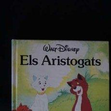 Libros de segunda mano: ELS ARISTOGATS, THE WALT DISNEY COMPANY, EDICIONES GAVIOTA, ISBN 8439285329. Lote 212285696
