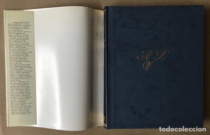 Libros de segunda mano: NOSOTROS LOS VASCOS; ARTE. 5 TOMOS (OBRA COMPLETA). LUR ARGITALETXEA 1990. - Foto 3 - 212291110