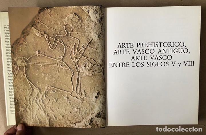 Libros de segunda mano: NOSOTROS LOS VASCOS; ARTE. 5 TOMOS (OBRA COMPLETA). LUR ARGITALETXEA 1990. - Foto 6 - 212291110
