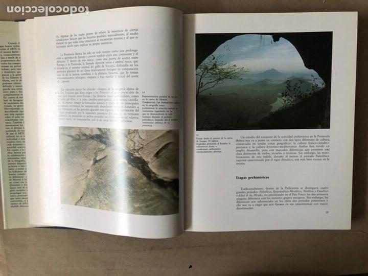 Libros de segunda mano: NOSOTROS LOS VASCOS; ARTE. 5 TOMOS (OBRA COMPLETA). LUR ARGITALETXEA 1990. - Foto 8 - 212291110