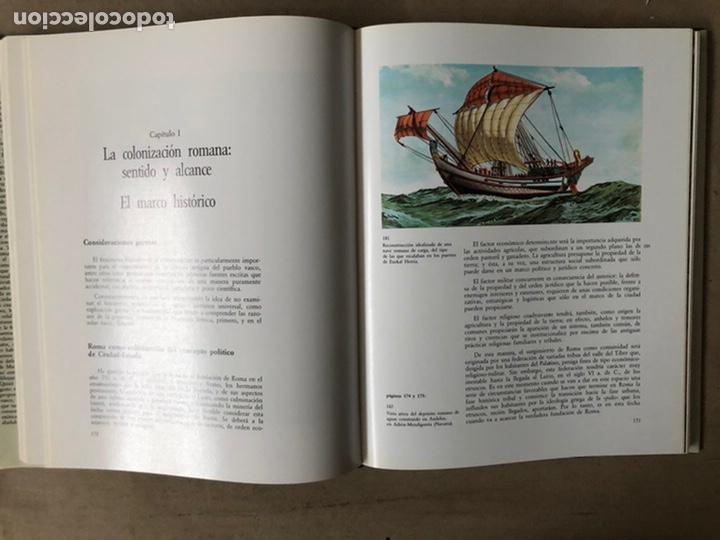 Libros de segunda mano: NOSOTROS LOS VASCOS; ARTE. 5 TOMOS (OBRA COMPLETA). LUR ARGITALETXEA 1990. - Foto 11 - 212291110