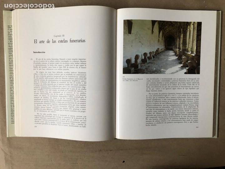 Libros de segunda mano: NOSOTROS LOS VASCOS; ARTE. 5 TOMOS (OBRA COMPLETA). LUR ARGITALETXEA 1990. - Foto 12 - 212291110