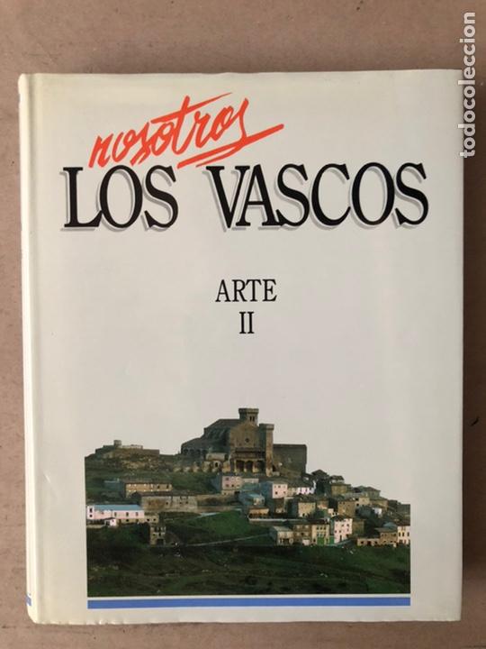 Libros de segunda mano: NOSOTROS LOS VASCOS; ARTE. 5 TOMOS (OBRA COMPLETA). LUR ARGITALETXEA 1990. - Foto 16 - 212291110