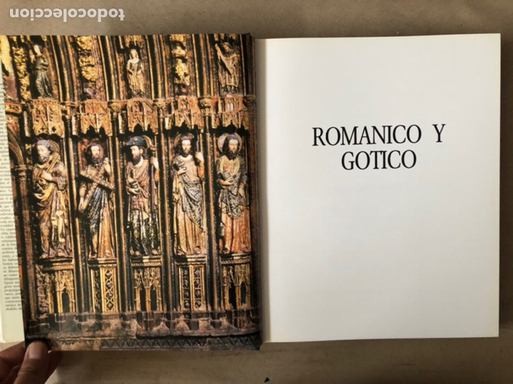 Libros de segunda mano: NOSOTROS LOS VASCOS; ARTE. 5 TOMOS (OBRA COMPLETA). LUR ARGITALETXEA 1990. - Foto 19 - 212291110