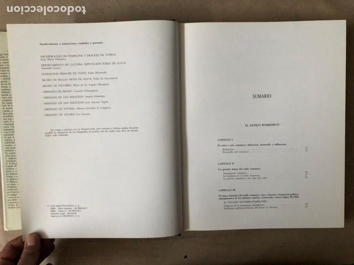 Libros de segunda mano: NOSOTROS LOS VASCOS; ARTE. 5 TOMOS (OBRA COMPLETA). LUR ARGITALETXEA 1990. - Foto 20 - 212291110